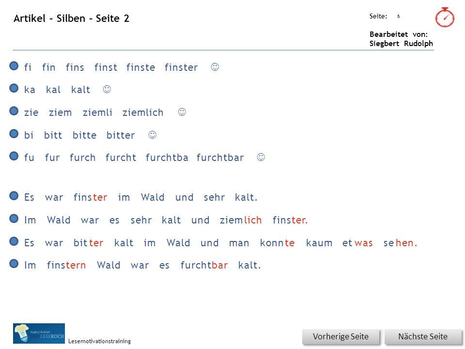 Übungsart: Seite: Bearbeitet von: Siegbert Rudolph Lesemotivationstraining 27 Du bist der Lehrer – korrigiere die Fehler.