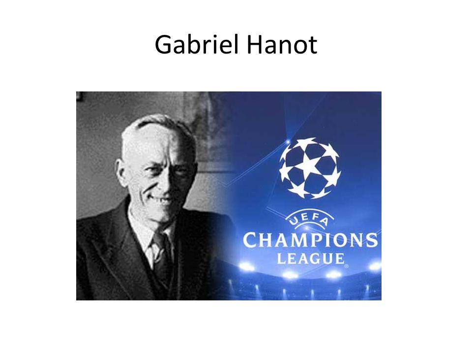 Gabriel Hanot