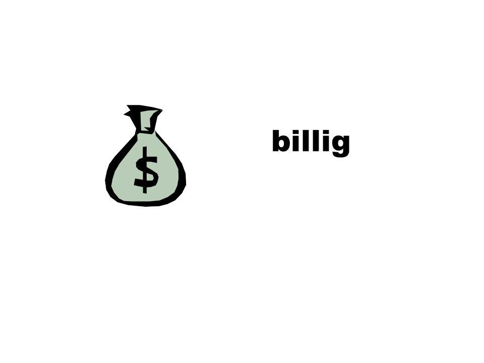 billig