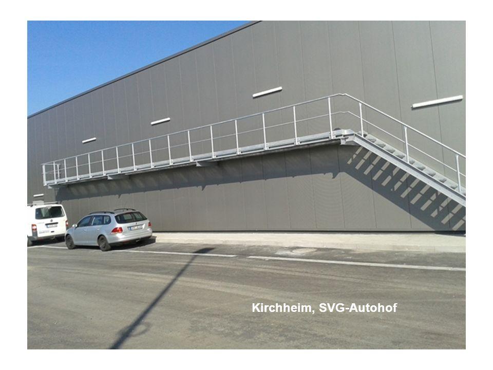 Kirchheim, SVG-Autohof