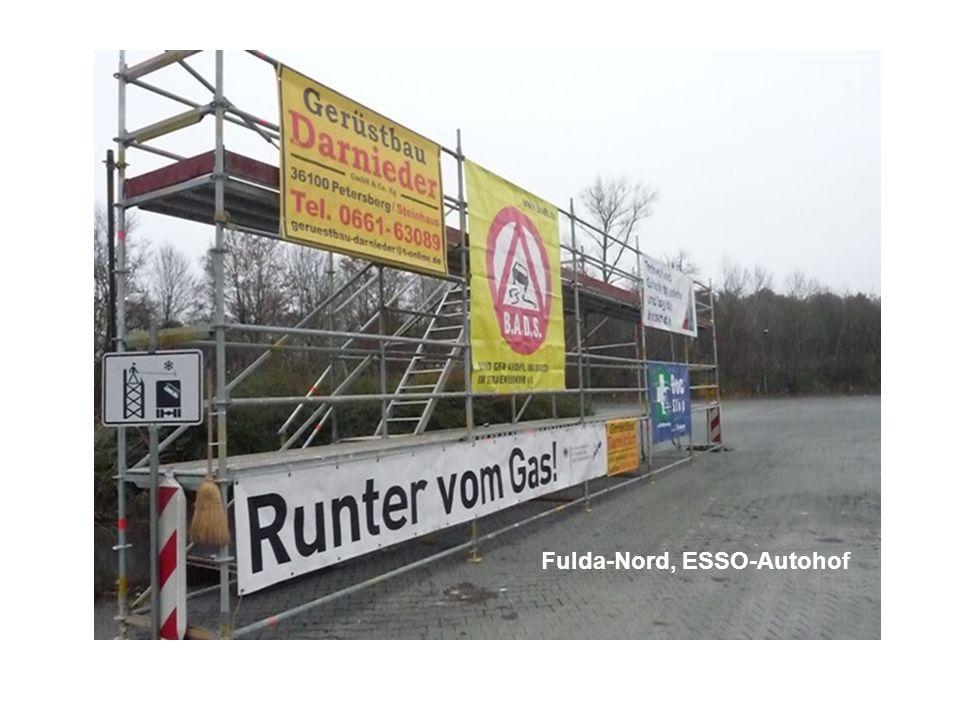 Fulda-Nord, ESSO-Autohof