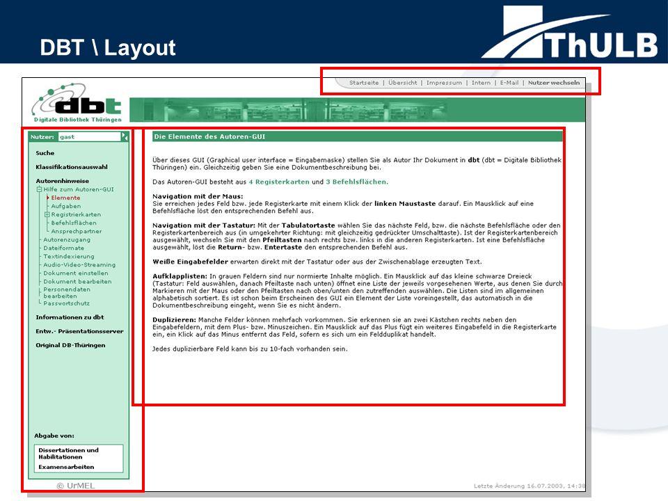 UrMEL als Bereitstellung von digitalisierten historischen Zeitschriften © 2004 Thüringer Universitäts- und Landesbibliothek Jena 2.