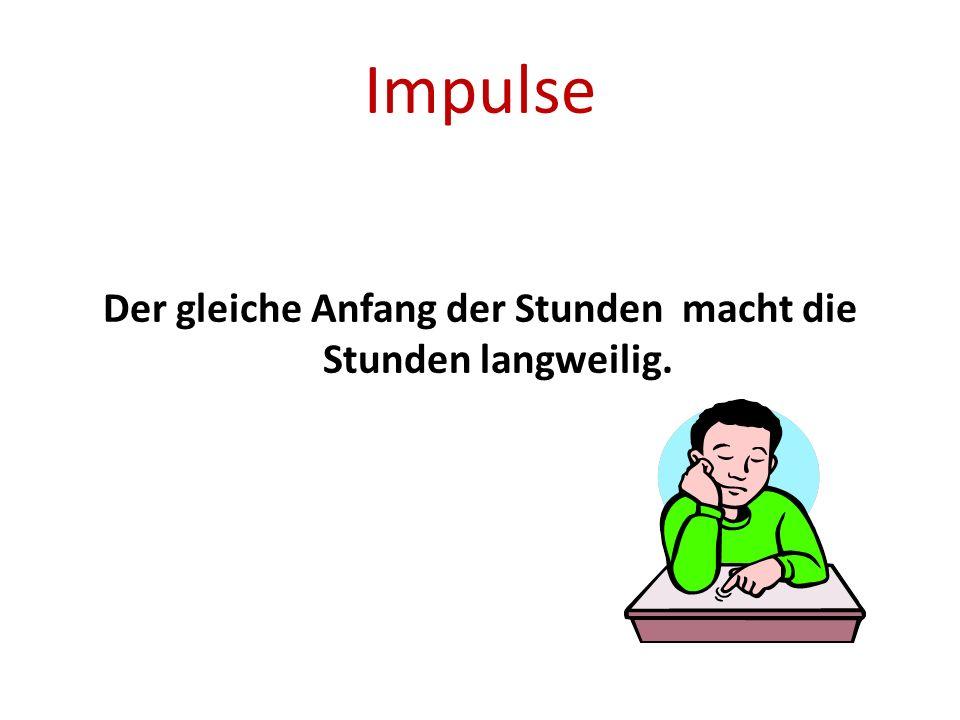 "Ausgangslage Zielgruppe – 5. Klasse Lehrwerk – I. Bim ""Deutsch. Schritte 1. Niveau – A1.1"