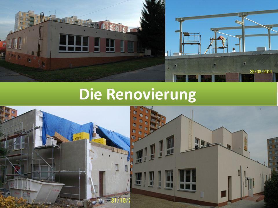Die Renovierung