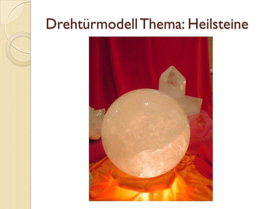 Einige bekannte Heilsteine Fluorid Bernstein Bergkristall Rosenquarz Lapislazuli Opal Chalzedon Türkis
