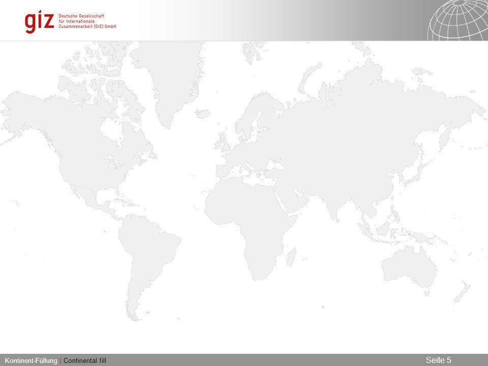 30.05.2016 Seite 5 Seite 5 Kontinent-Füllung | Continental fill