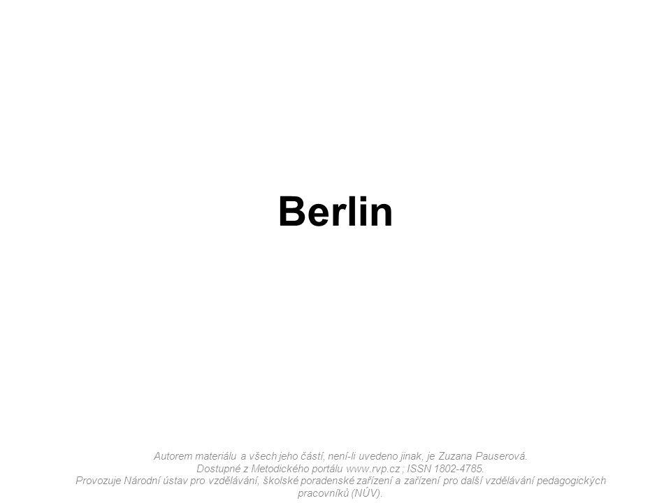 Berlin: Oberbaumbrücke
