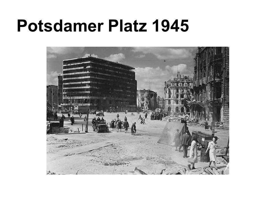 Potsdamer Platz 1945
