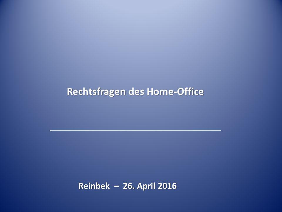 Nachteile von Home-Office-Modellen für Arbeitgeber: eingeschränkte Kontrollmöglichkeiten der Arbeitszeit eingeschränkte Kontrollmöglichkeiten der Arbeitszeit mangelnde Unterstützungsmöglichkeiten bei technischen Problemen (z.B.