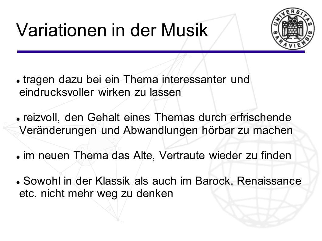 "Variationen in der Musik Ausschnitt aus ""Schönberg, Klavierstück op 33a: Grundreihe, Umkehrung, Krebs, Krebsumkehrung"