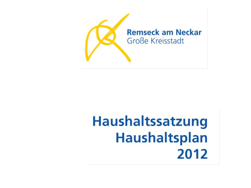 Haushaltsplan 2012 Seite 0