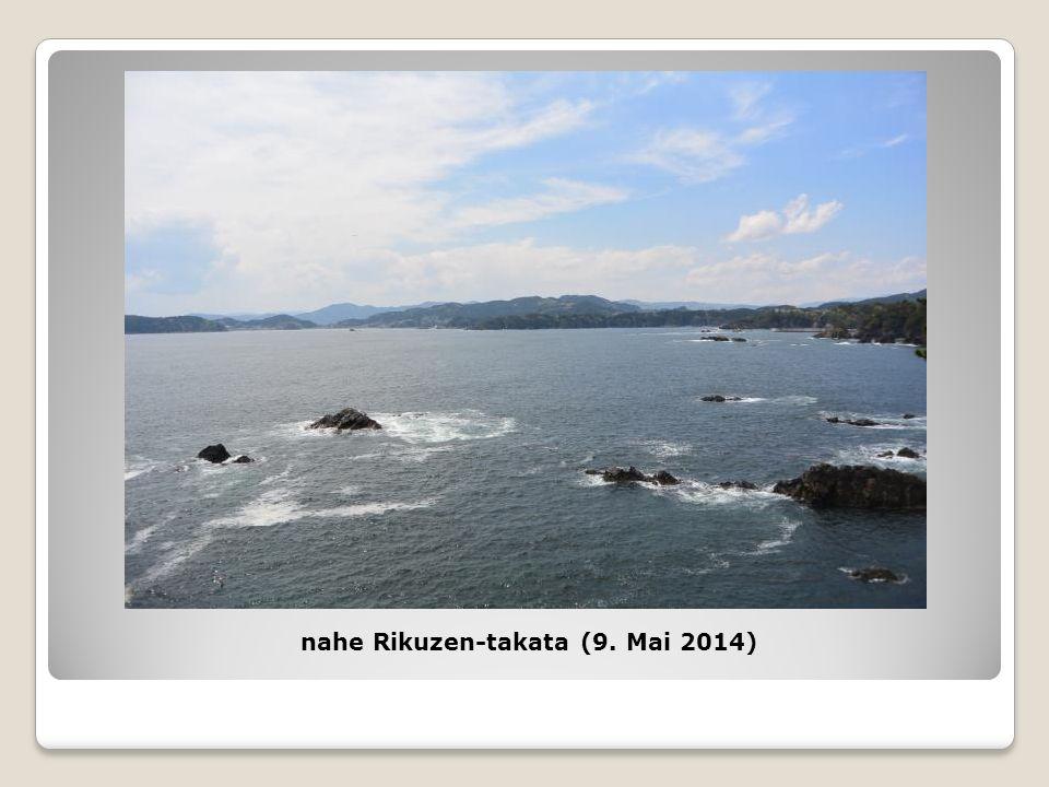 nahe Rikuzen-takata (9. Mai 2014)