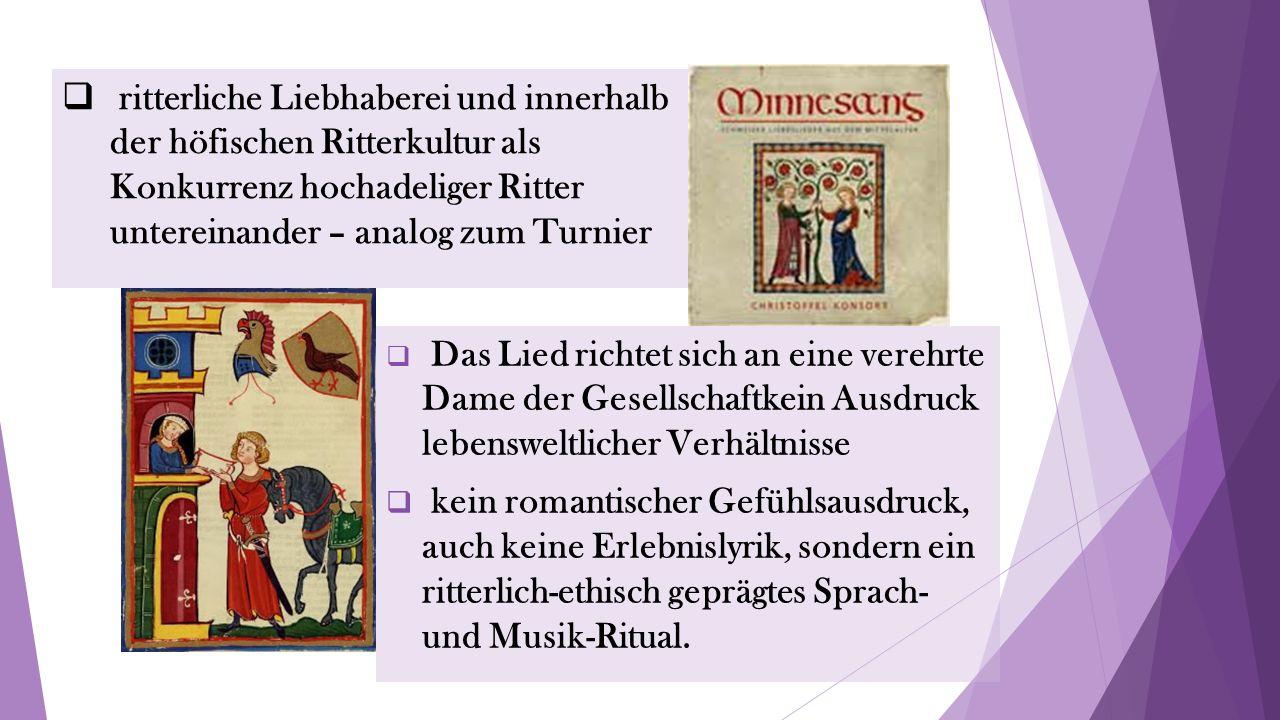  Herzog Wilhelm IX.von Aquitanien  Die Kunst der Trobadors erreicht in der Mitte des 12.