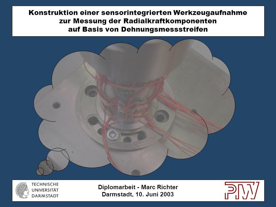 Diplomarbeit - Marc Richter Darmstadt, 10.