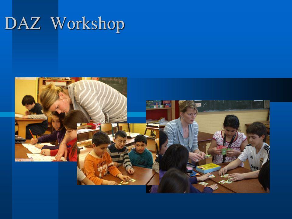 DAZ Workshop