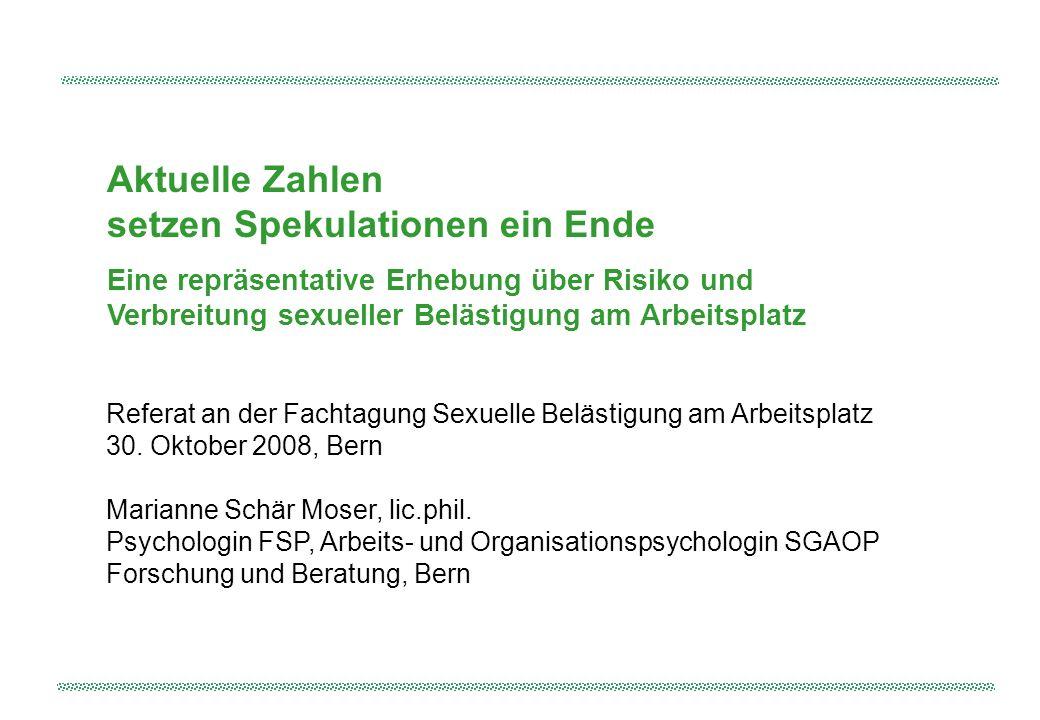 Massnahmen Quelle: Strub / Schär Moser (2008)