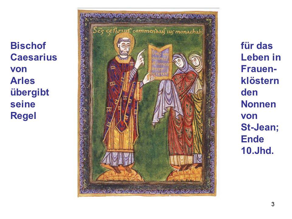 14 Elfenbeintafel Christus am Kreuz
