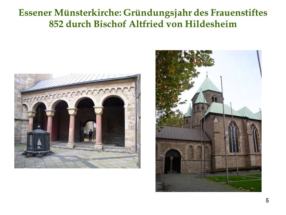 6 Lilienkrone von Otto III.aus dem 10./11.Jhd.