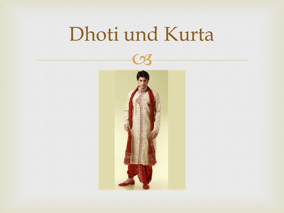  Dhoti und Kurta