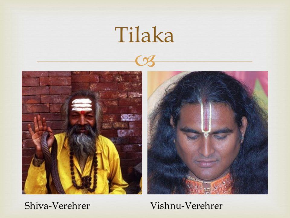  Tilaka Vishnu-VerehrerShiva-Verehrer