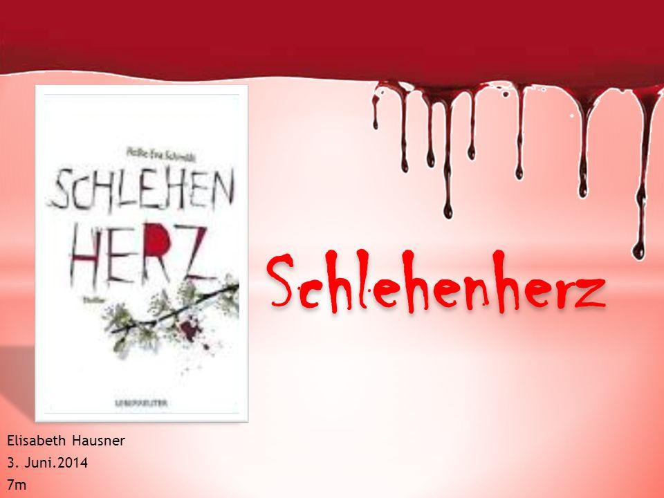 Elisabeth Hausner 3. Juni.2014 7m Schlehenherz
