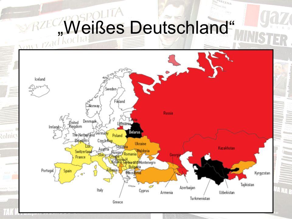 """""""Weißes Deutschland"""