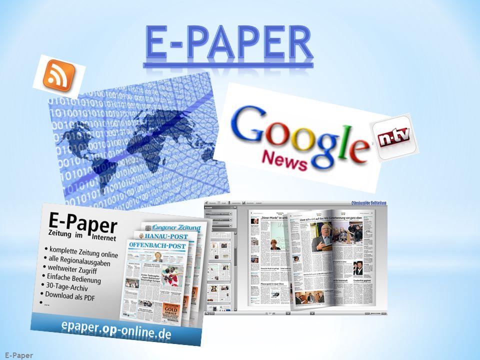 E-Paper