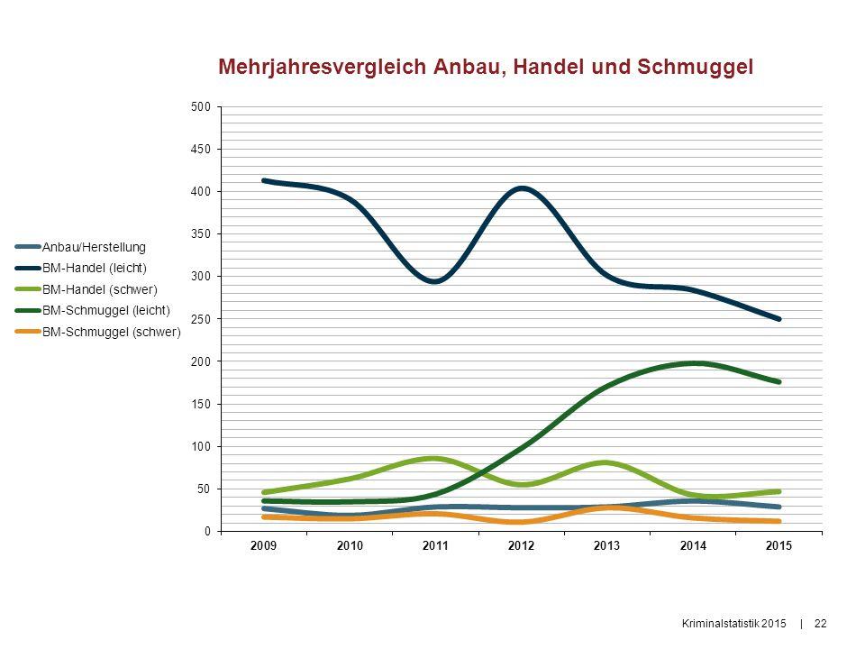 |22Kriminalstatistik 2015