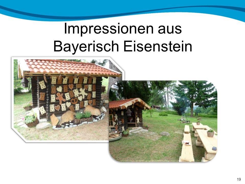 Impressionen aus Bayerisch Eisenstein 18