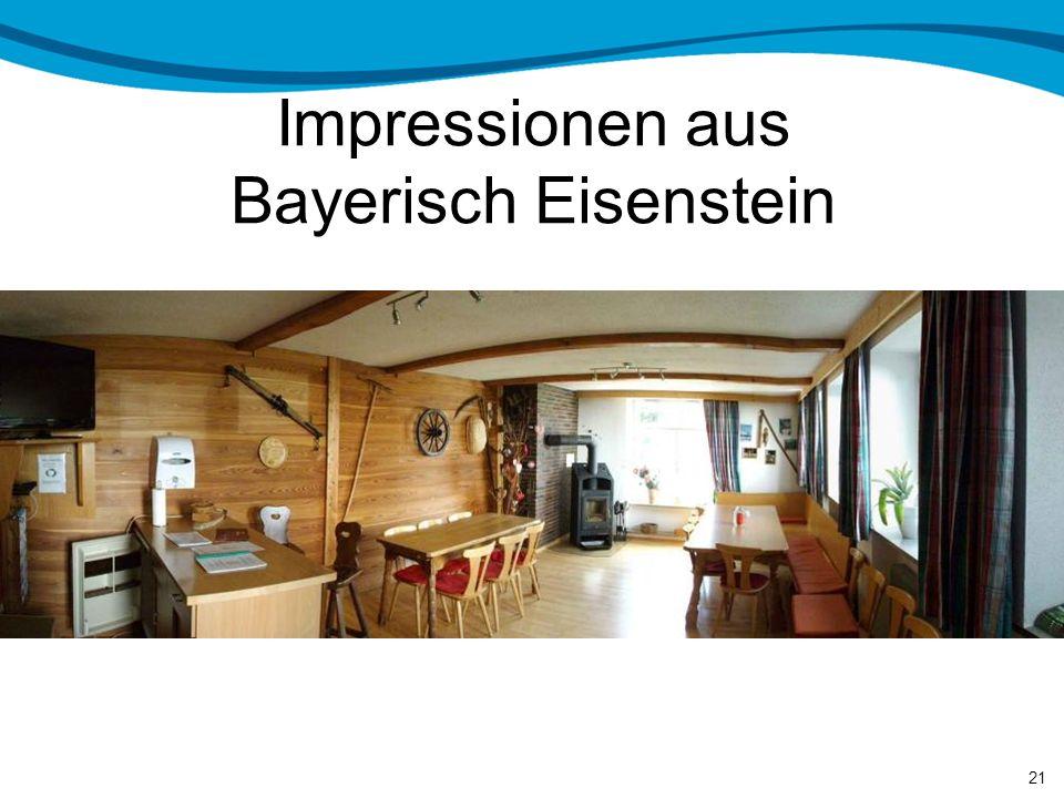 Impressionen aus Bayerisch Eisenstein 20