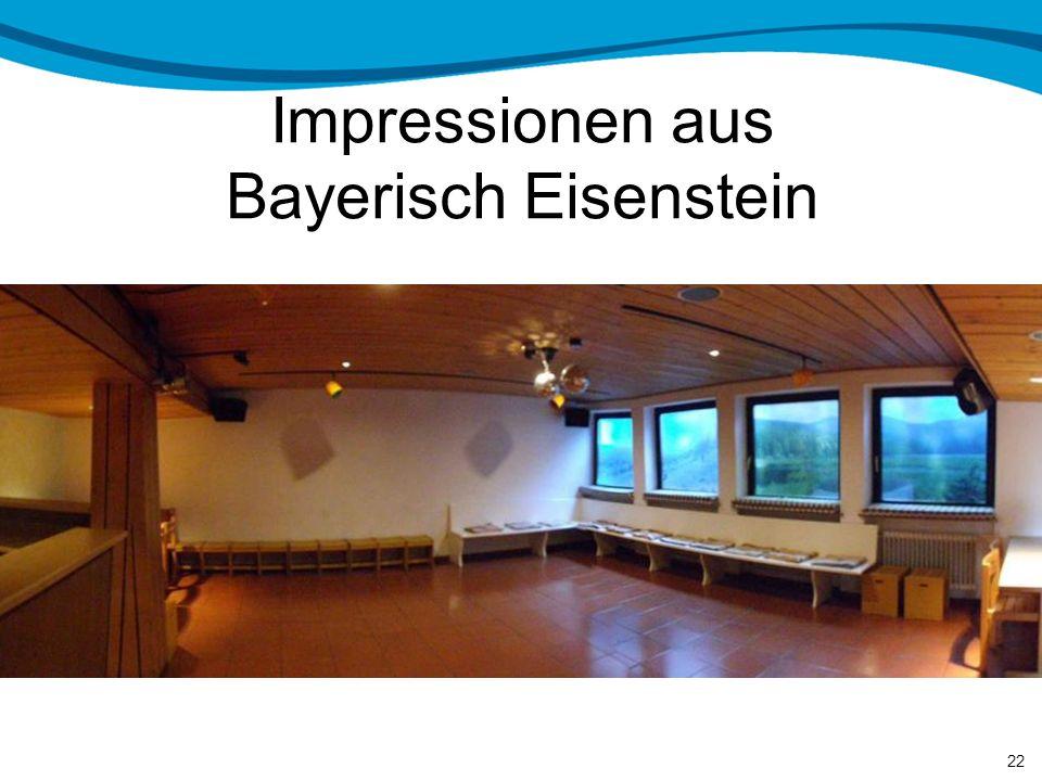 Impressionen aus Bayerisch Eisenstein 21