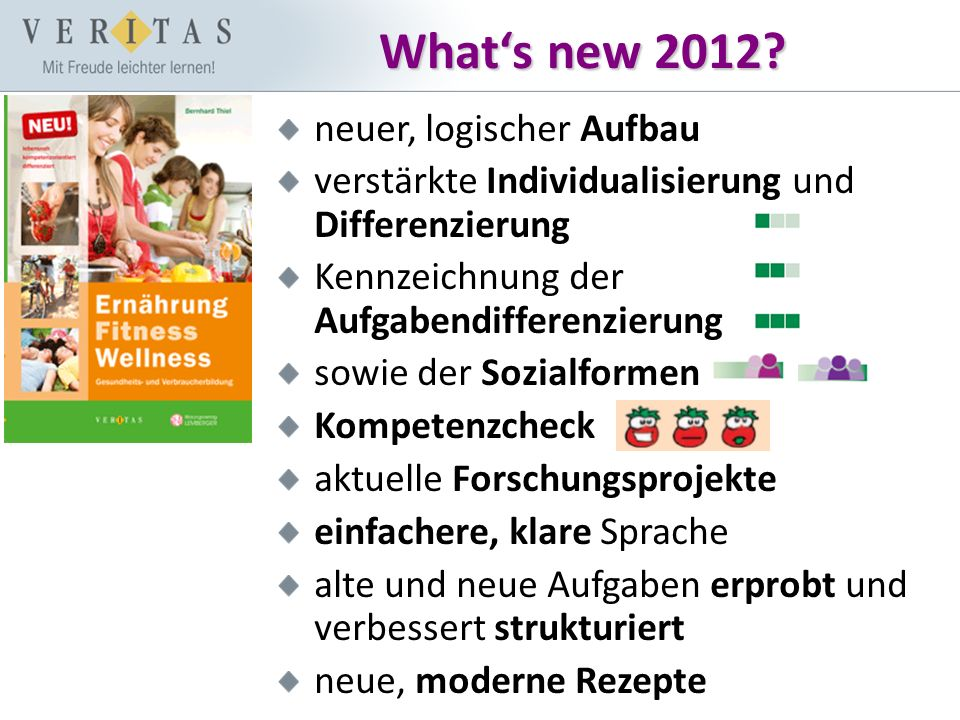 What's new 2012.