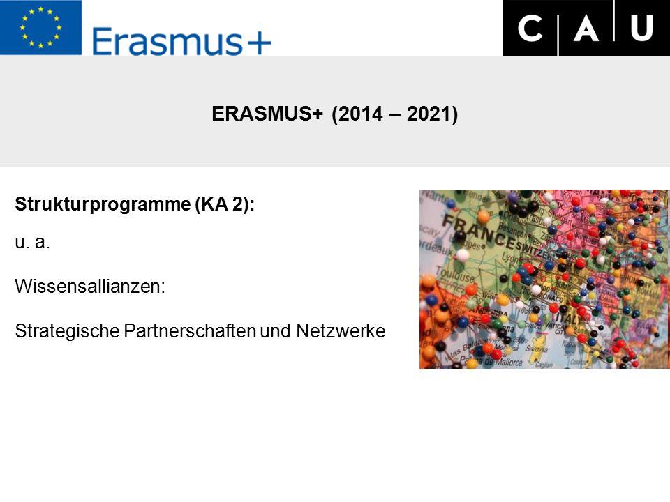 ERASMUS - Begriffe Bilateral Agreement Departmental / Institutional Coordinator Outgoings / Incomings Programmländer: 33 neu: Internationale Mobilität