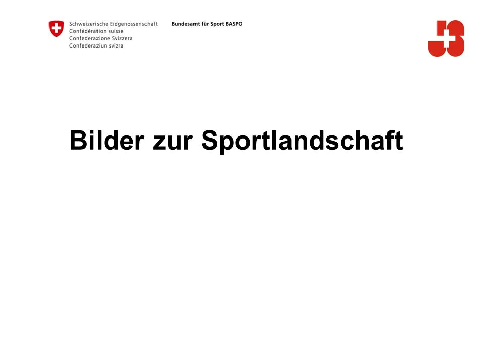 Bilder zur Sportlandschaft
