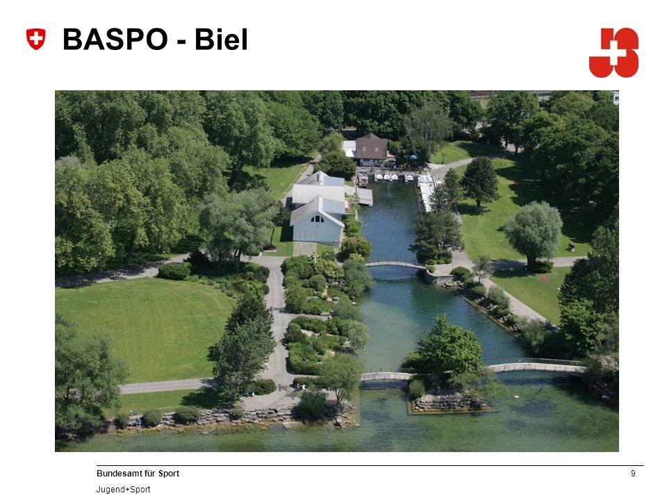 9 Bundesamt für Sport Jugend+Sport BASPO - Biel