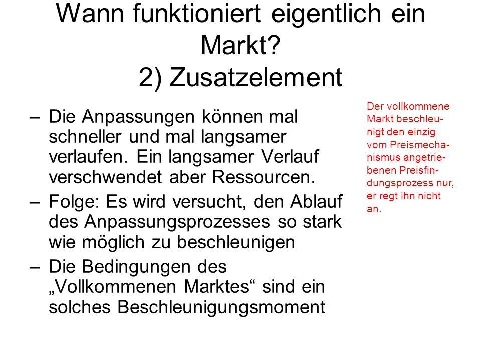 © Anselm Dohle-Beltinger 200714 Was bringen staatliche Eingriffe in die Mengen.