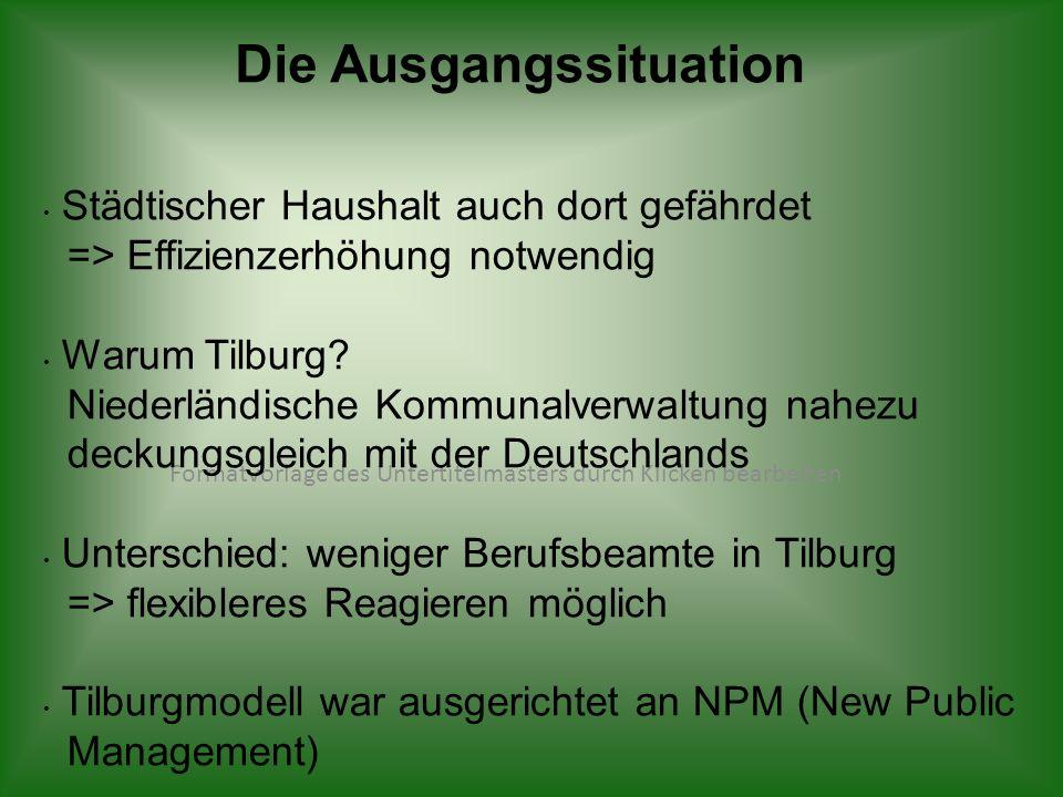 Formatvorlage des Untertitelmasters durch Klicken bearbeiten Quellen Text Banner; Reichard (Hrsg.) (1993) : Kommunale Managementkonzepte in Europa.