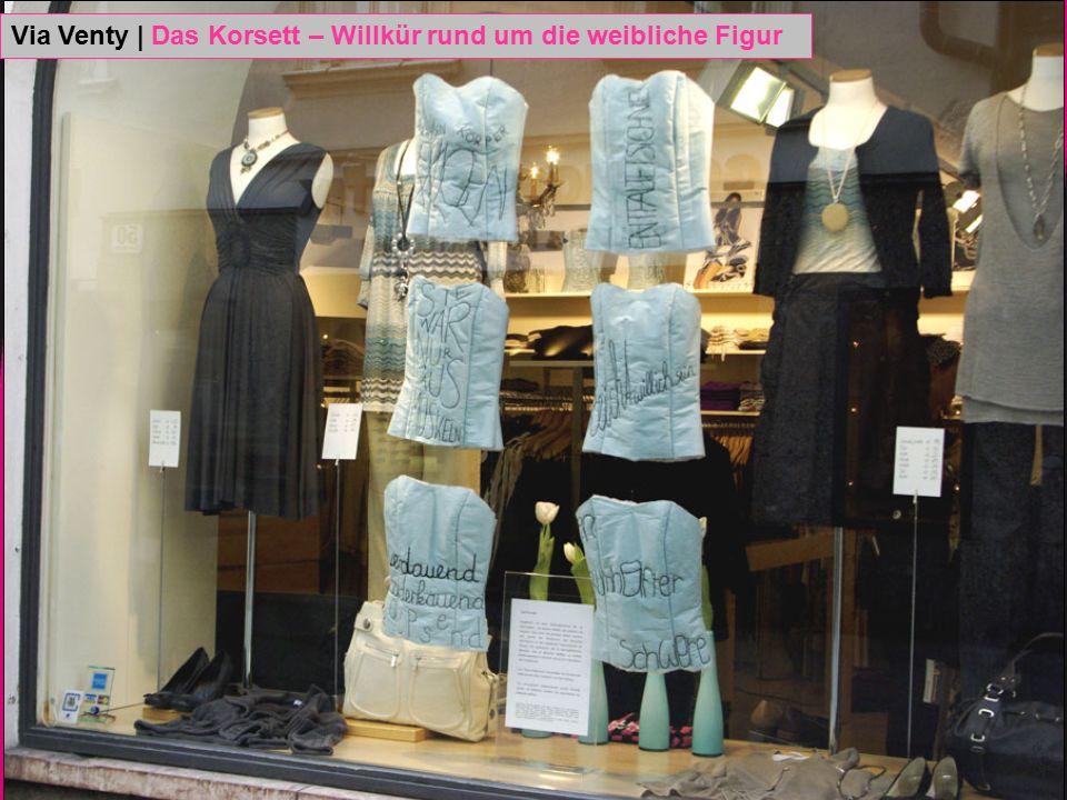 Fotos: Irene Kar Via Venty | Das Korsett – Willkür rund um die weibliche Figur
