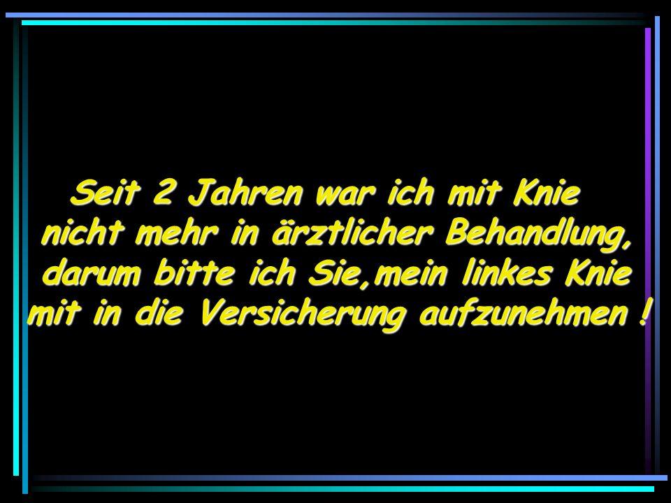Als wir kurz vor Köln waren, Als wir kurz vor Köln waren, sah ich auf meine Uhr,und als ich wieder aufblickte,sah ich nichts mehr.