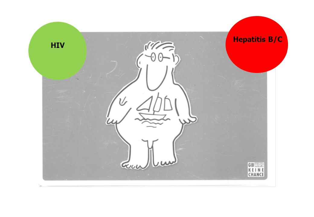 Hepatitis B/C HIV
