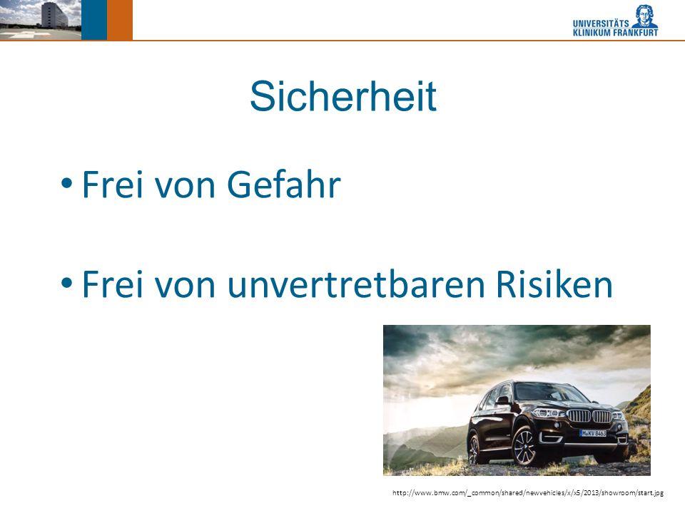 Sicherheit Frei von Gefahr Frei von unvertretbaren Risiken http://www.bmw.com/_common/shared/newvehicles/x/x5/2013/showroom/start.jpg