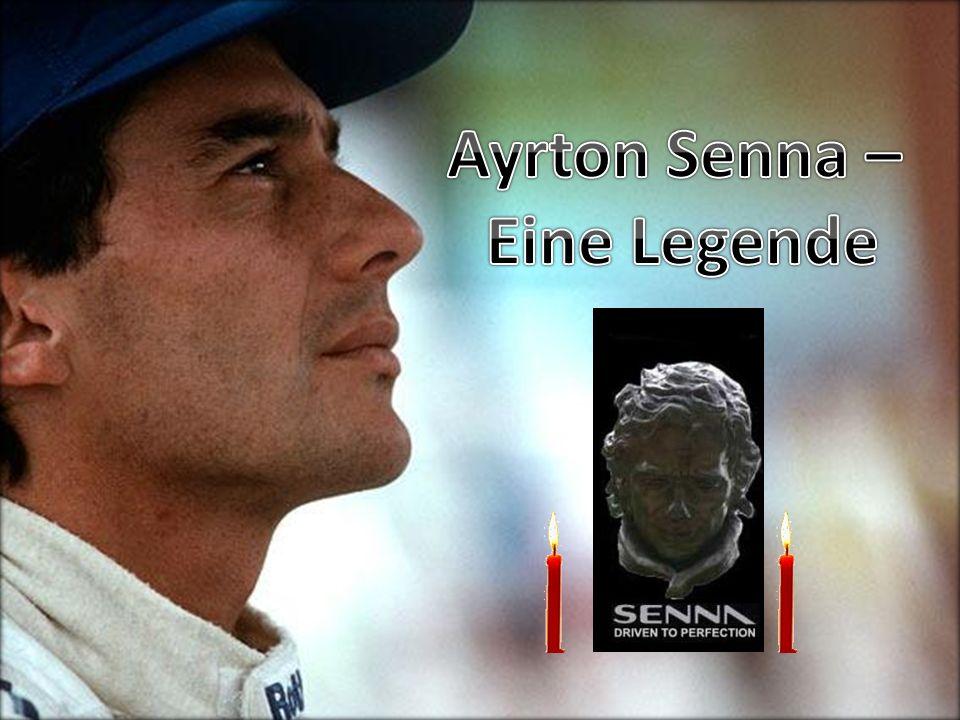 Senna war ein herausragender Fahrer.