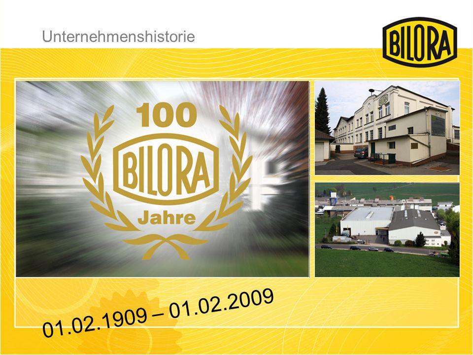 01.02.1909 – 01.02.2009 Unternehmenshistorie
