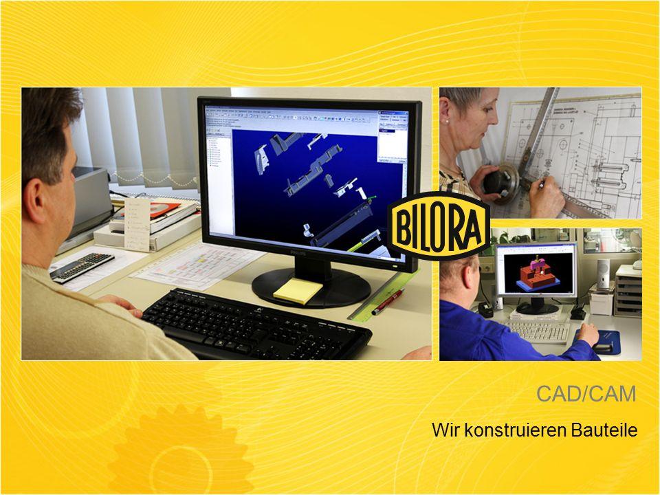 CAD/CAM Wir konstruieren Bauteile