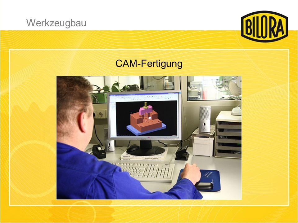 CAM-Fertigung Werkzeugbau