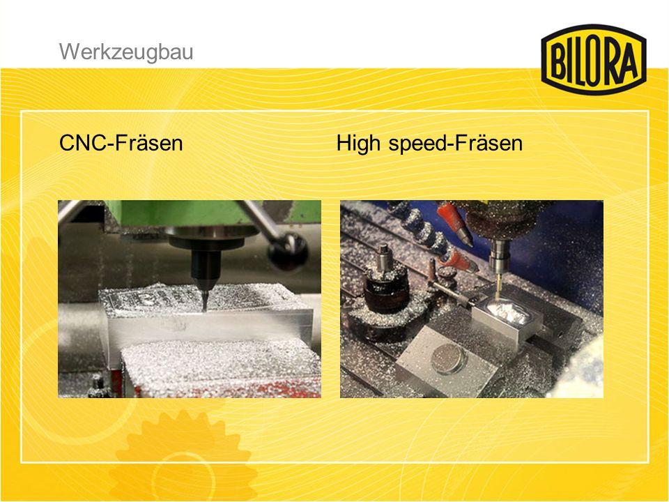 CNC-FräsenHigh speed-Fräsen Werkzeugbau