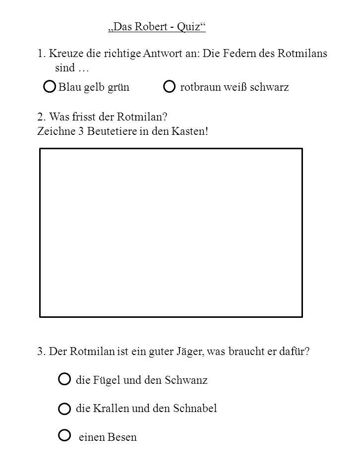 """Das Robert - Quiz 1."