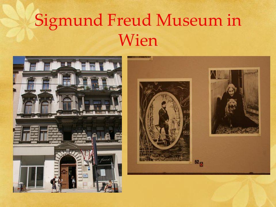 Sigmund Freud Museum in Wien