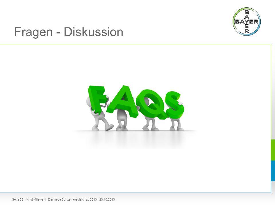 Fragen - Diskussion Seite 28Knut Milewski - Der neue Spitzenausgleich ab 2013 - 23.10.2013