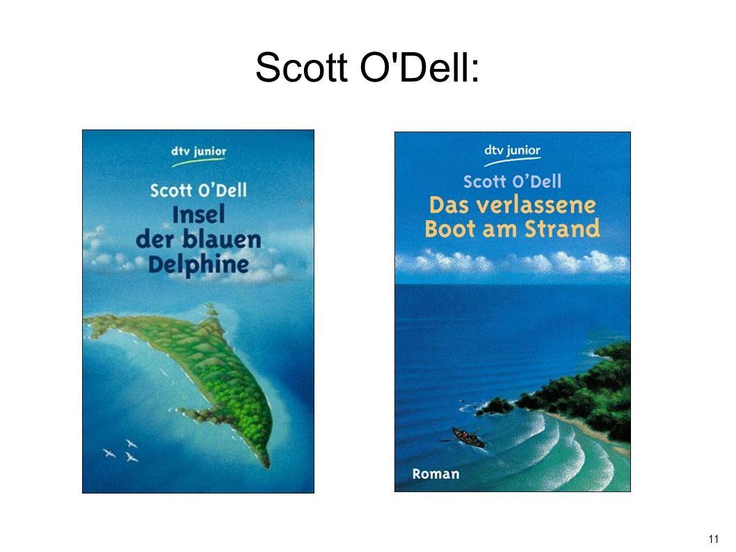 11 Scott O'Dell:
